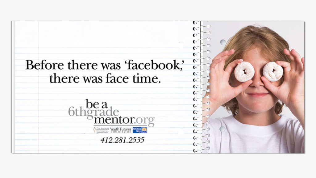 Before there was facebook, there was face time.