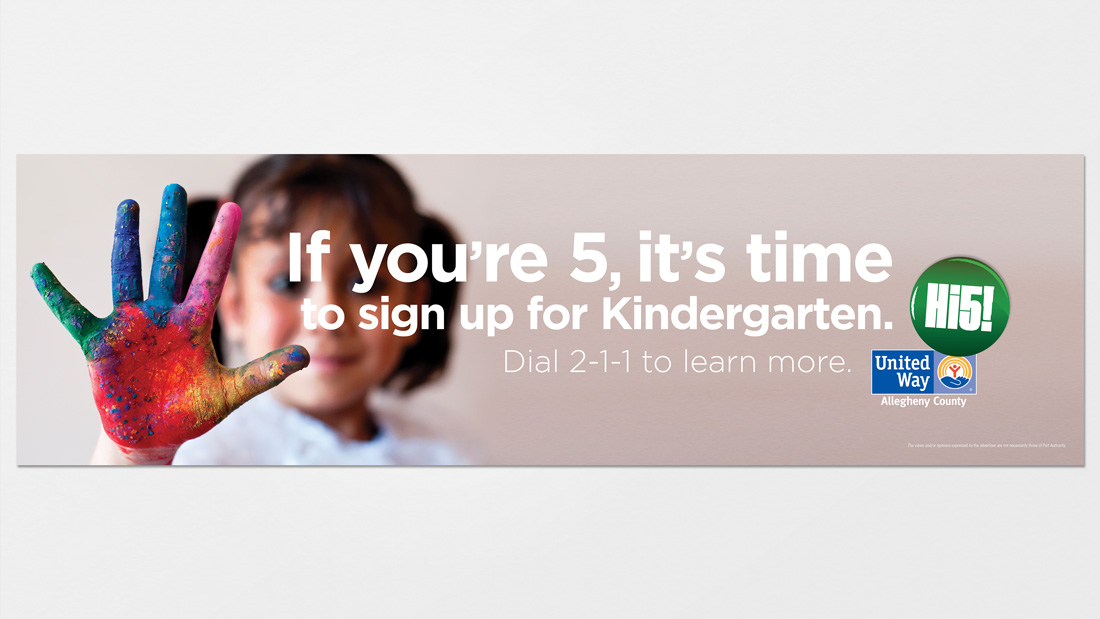 If you're turning 5, it's time to sign up for Kindergarten