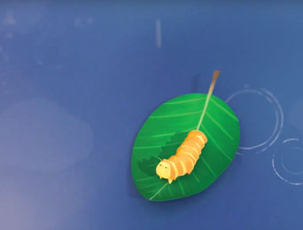 Caterpillar video