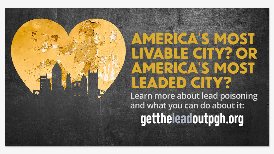 America's Most Livable City? or America's most leaded city?