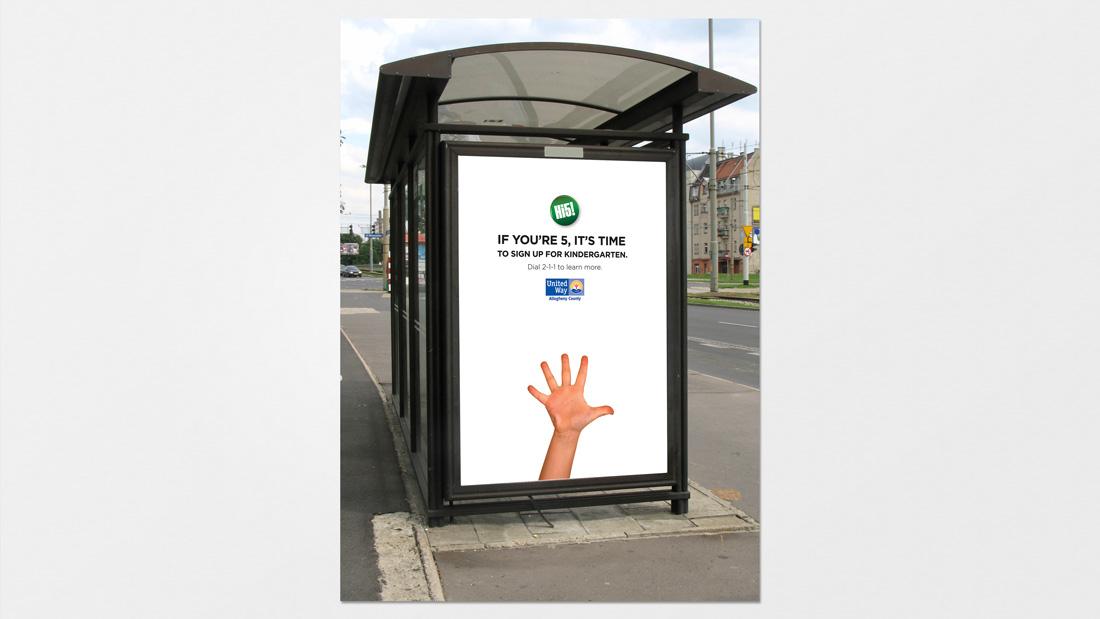 HI5 Bus ad