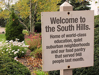 Welcome to the South Hills.