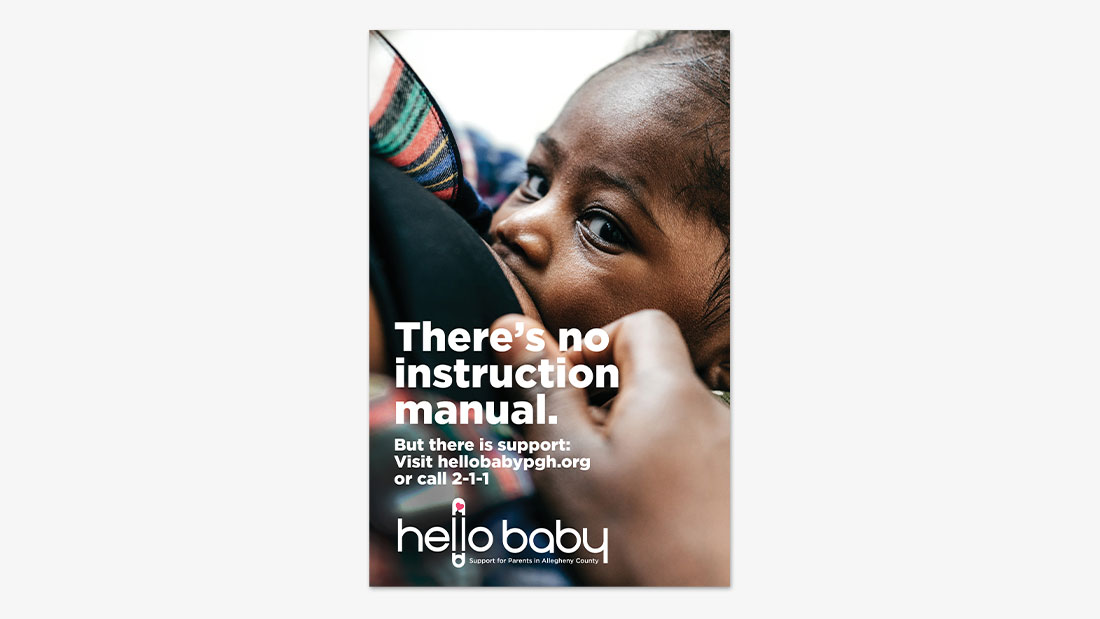 Hello Baby. There's no instruction manual